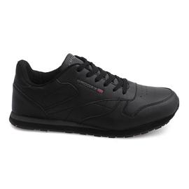 Sportowe trampki 7236 Czarny czarne