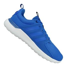 Buty adidas Cloudfoam Lite Racer M AW4028 niebieskie
