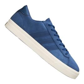 Buty adidas Cloudfoam Super Daily M AW3904 niebieskie