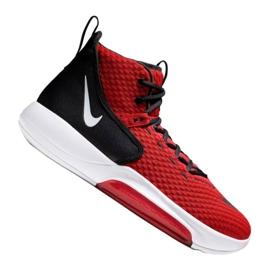 Buty Nike Zoom Rize M BQ5468-600 czerwone czerwony