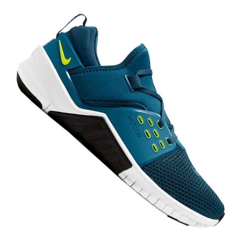 Buty Nike Free Metcon 2 M AQ8306-407 niebieskie