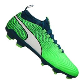 Buty piłkarskie Puma One 18.3 Syn Fg M 104870 03