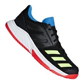 Buty adidas Essence 406 M BD7406 czarny, wielokolorowy czarne