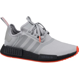 Szare Buty adidas NMD_R1 M F35882