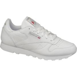 Buty Reebok Classic Leather W 2232 białe