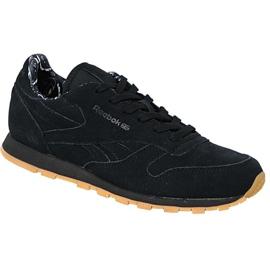 Buty Reebok Classic Leather Tdc Jr BD5049 czarne