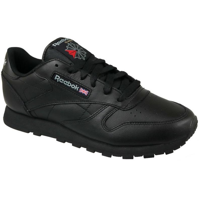 Buty Reebok Classic Leather W 3912 czarne