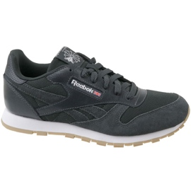 Buty Reebok Cl Leather Estl U CN1142 szare