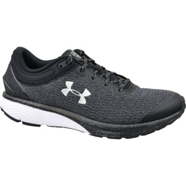 Szare Buty biegowe Under Armour Charged Escape 3 M 3021949-001