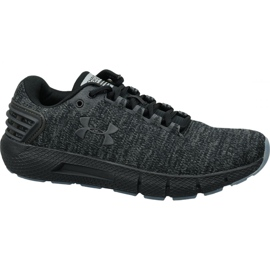 Szare Buty biegowe Under Armour Charged Rogue Twist Ice M 3022674-001