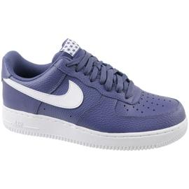 Fioletowe Buty Nike Air Force 1 07 M AA4083-401