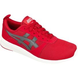 Czerwone Buty Asics Lyte-Jogger M H7G1N-2395