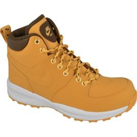 Buty Nike Sportswear Manoa Gs Jr AJ1280-700 brązowe
