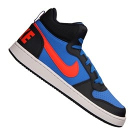 Buty Nike Court Borough Mid Jr 839977-403