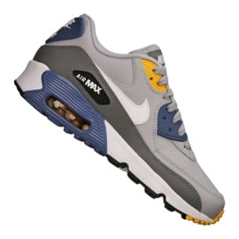 Buty Nike Air Max 90 Ltr Gs Jr 833412-026 szare