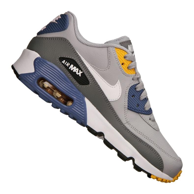 Buty Nike Air Max 90 Ltr Gs Jr 833412-026 szare
