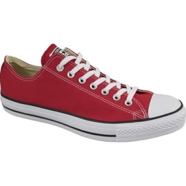 Czerwone Buty Converse C. Taylor All Star Ox Optical Red M M9696