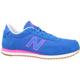 Niebieskie Buty New Balance W KZ501PY