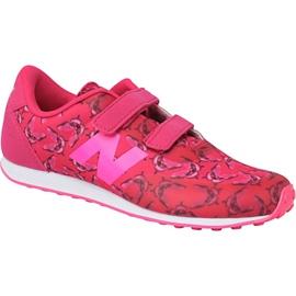 Buty New Balance W KA410BDY różowe