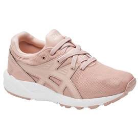 Buty Asics Gel-Kayano Trainer Evo Ps Jr C7A1N-1717 różowe
