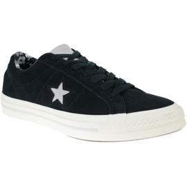 Czarne Buty Converse One Star M C160584C