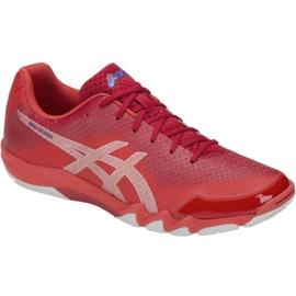 Buty do squasha Asics Gel-Blade 6 M R703N-600 czerwone