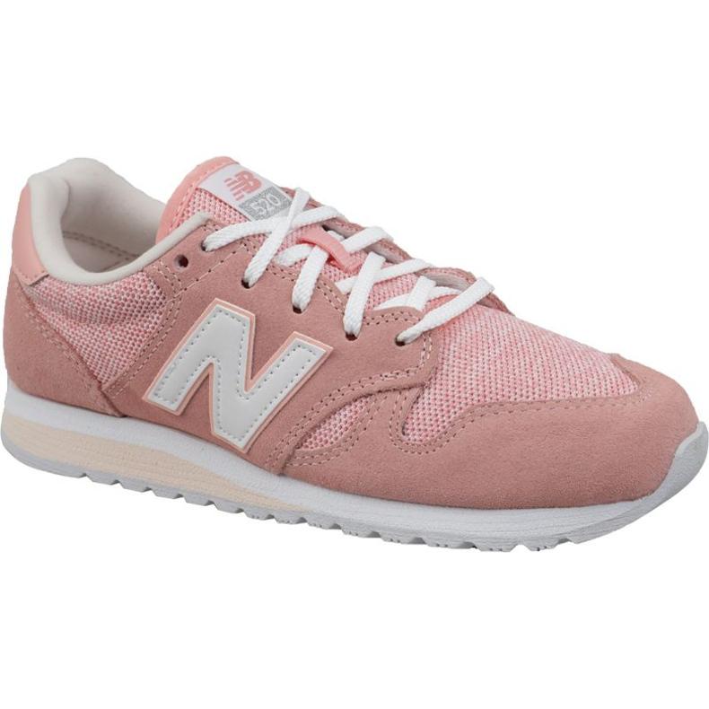 Buty New Balance W WL520TLC różowe