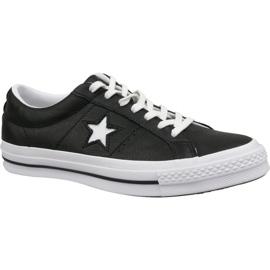Buty Converse One Star Ox 163385C czarne