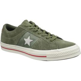 Buty Converse One Star 163198C zielone