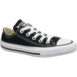 Buty Converse C. Taylor All Star Youth Ox Jr 3J235C czarne