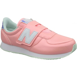 Różowe Buty New Balance Jr PV220M1