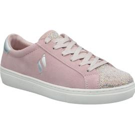 Różowe Buty Skechers Goldie W 73845-LTPK