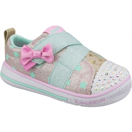 Buty Skechers Twinkle Play Jr 20138N-GDMT