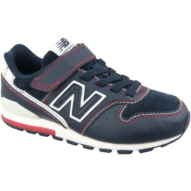 Buty New Balance Jr YV996BB czarne
