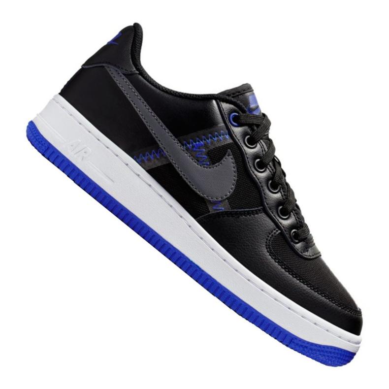 Buty Nike Air Force 1 LV8 1 Jr AV0743-002 czarne