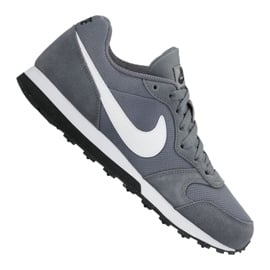Buty Nike Md Runner 2 Gs Jr 807316-002 szare