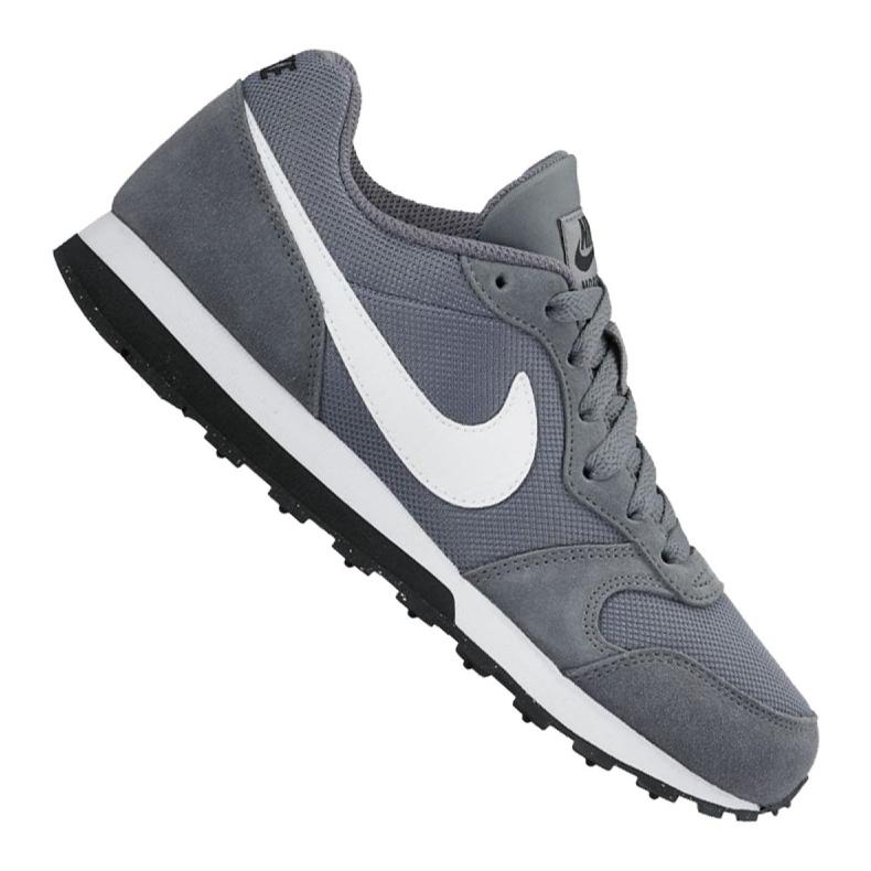 Buty Nike Md Runner 2 Gs Jr 807316-002 szare