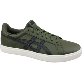 Zielone Buty Asics Classic Ct M 1191A165-300