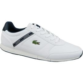 Białe Buty Lacoste Menerva Sport 119 2 M 737CMA0064042