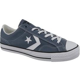 Niebieskie Buty Converse Player Star Ox M 160557C