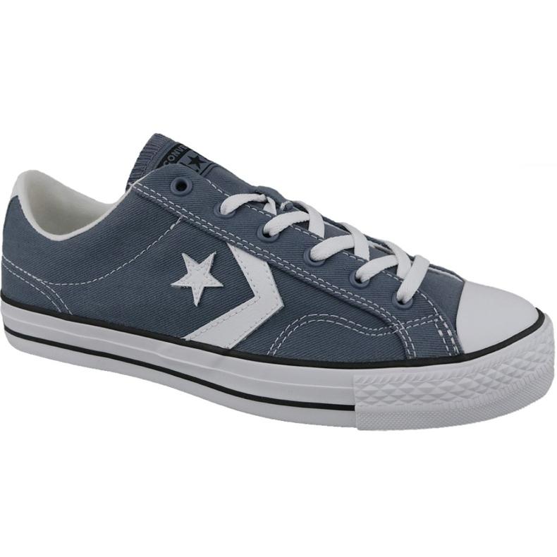 Buty Converse Player Star Ox M 160557C niebieskie