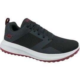 Buty Skechers On The Go M 55330-BKW czarne