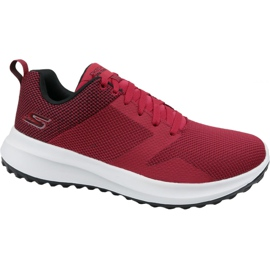 Czerwone Buty Skechers On The Go M 55330-RDBK