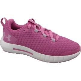 Buty Under Armour Suspend Jr 3022054-601 różowe