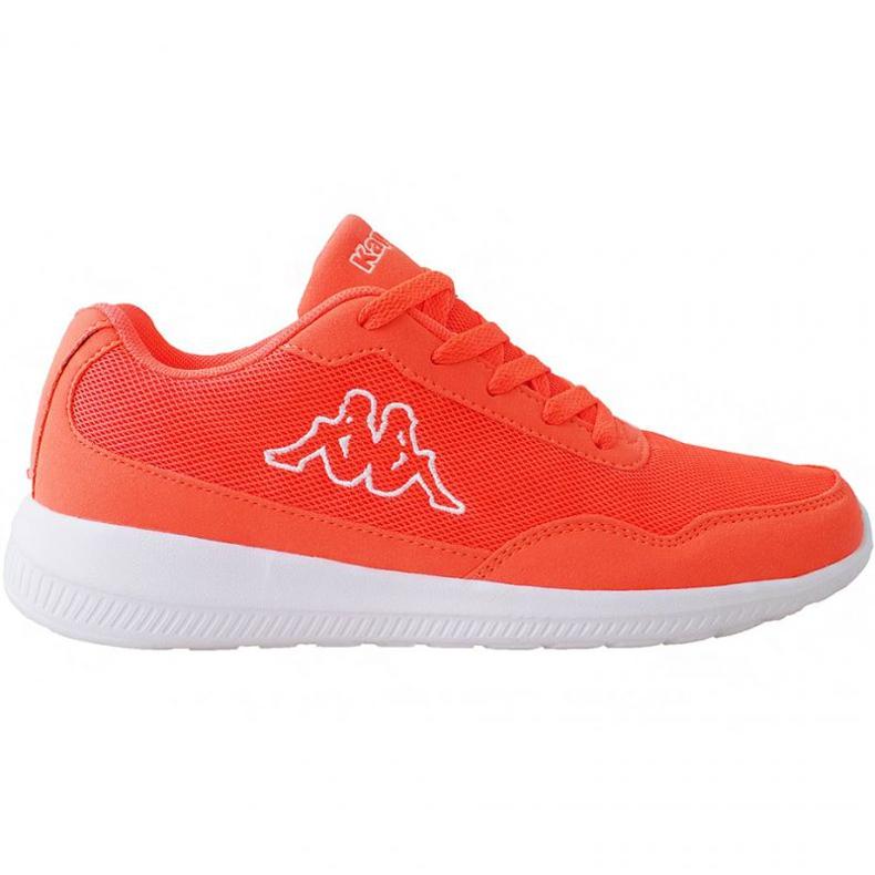 Buty Kappa Follow W 242495 Nc 2910 pomarańczowe