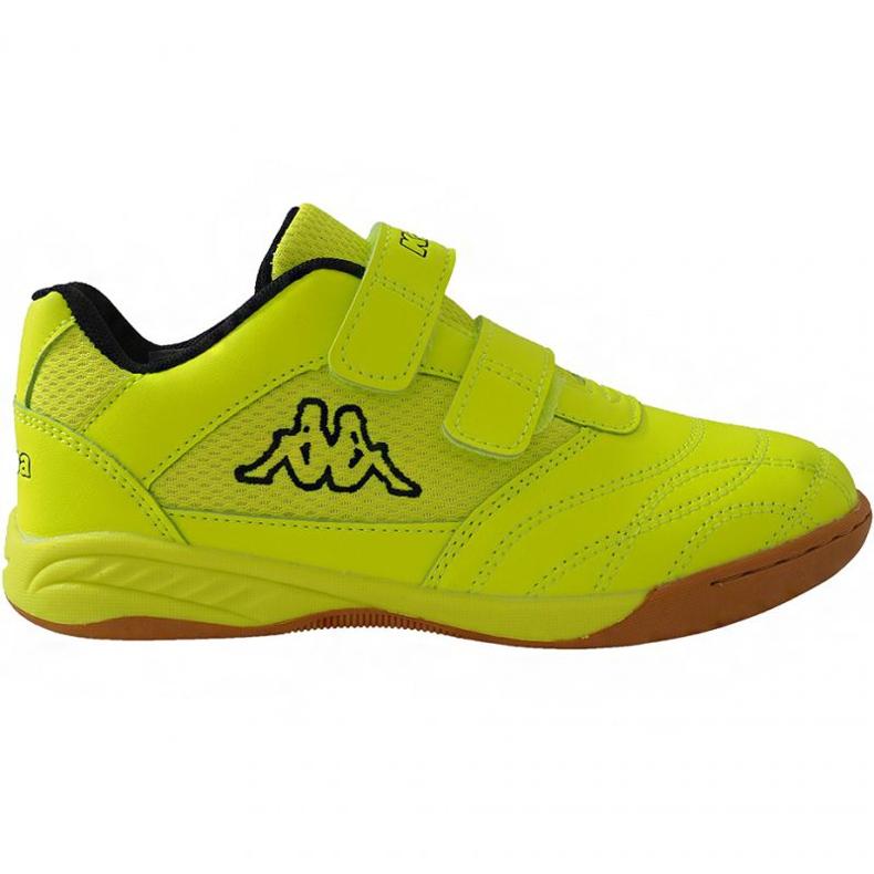 Buty Kappa Kickoff Oc Jr 260695K 4011 wielokolorowe żółte