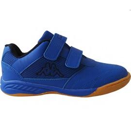 Niebieskie Buty Kappa Kickoff Oc Jr 260695K 6011