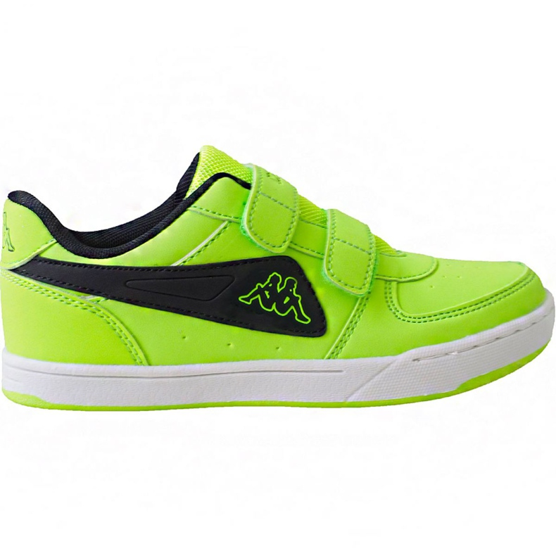 Buty Kappa Trooper Light Ice Kids 260575K 3011 zielone
