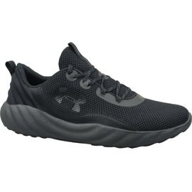 Czarne Buty Under Armour Charged Will M 3022038-003