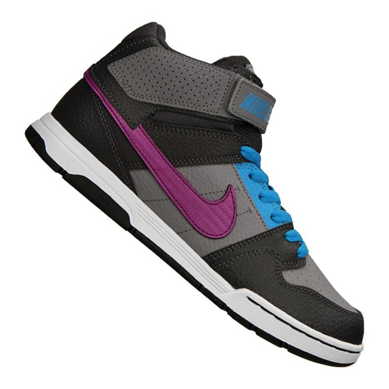 Buty Nike Sb Mogan Mid 2 Gs Jr 645025-054 wielokolorowe